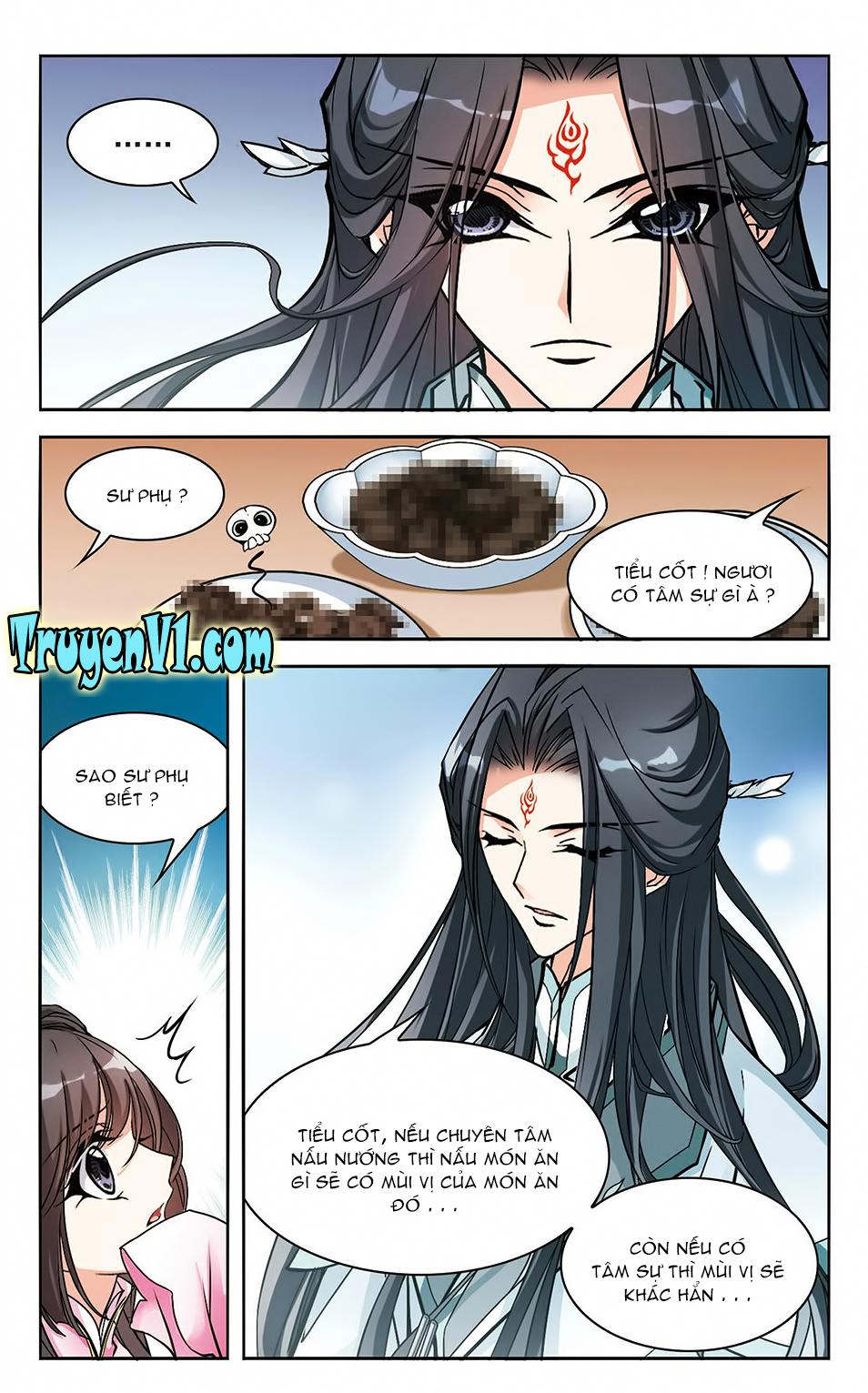 Hoa Thiên Cốt Chap 107 - Trang 3