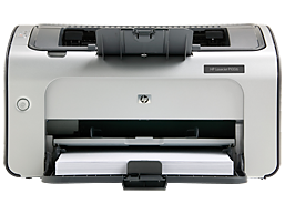 The way to download and install HP LaserJet P1006 inkjet printer driver