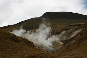Valley of steam