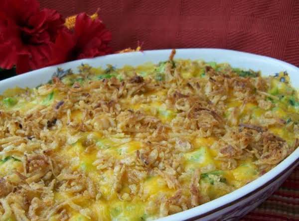 If You Don't Like The Traditional Green Bean Casserole,try This Instead.:)