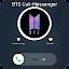 BTS Video Call & Chat Simulator Prank icon
