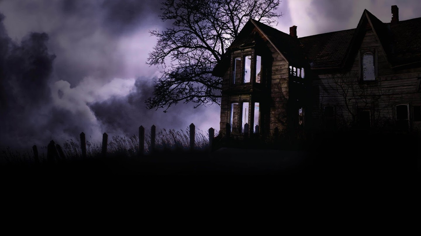 Watch My Haunted House live