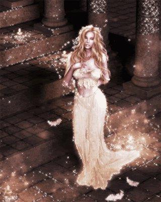 Magic Beauty In White, Magic Beauties 1