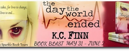 Book Blast ~ The Day The World Ended by K.C. Finn
