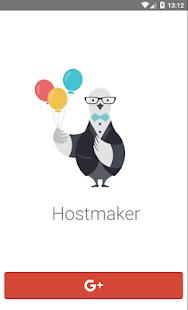 Hostmaker Operations - náhled