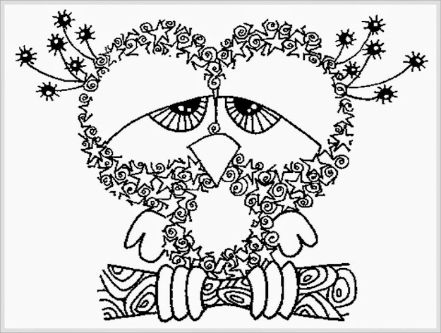 Interesting Free Adult Coloring Pages Has