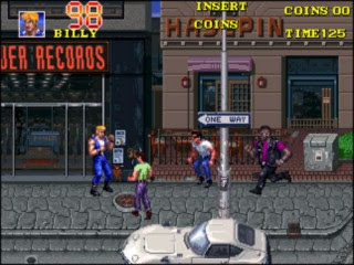 Double Dragon 3 (Arcades)