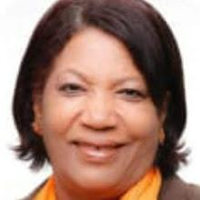 Mercedes Castillo presidenta CDP agradecida por las buenas vibras por su recuperación de salud.