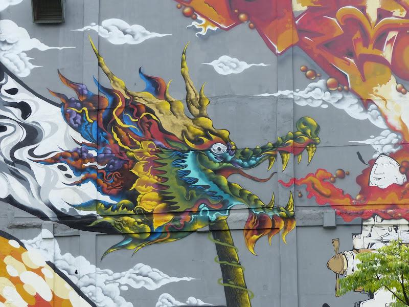Taipei. Street art à Ximen et Youth park - P1250133.JPG