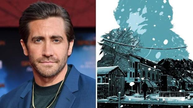 ▶️ Jake Gyllenhaal en un Thriller para APPLE + TV