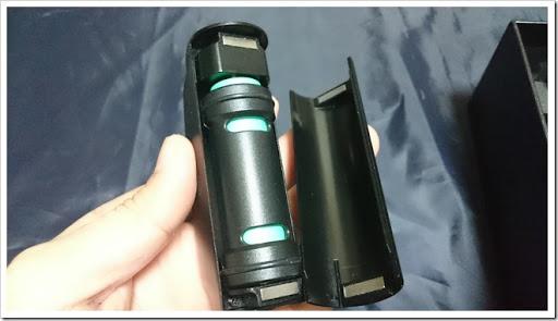 DSC 1855 thumb%25255B3%25255D - 【MOD】Wismec Presa 100W TC Box Modレビュー!18650と26650両方が使える二刀流Mod!