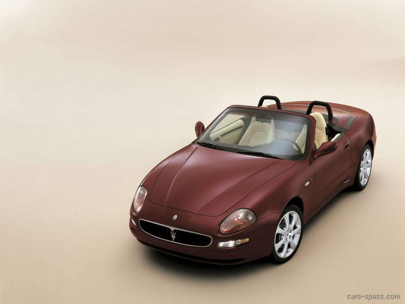 2004 Maserati Spyder Convertible Specifications, Pictures, Prices
