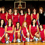 Temporada 2007 - 2008 Infantil Femenino Preferente