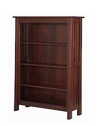 Oak Standard Bookshelves