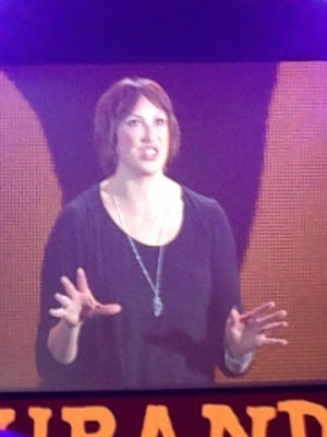 Miranda Hart's what I call tour