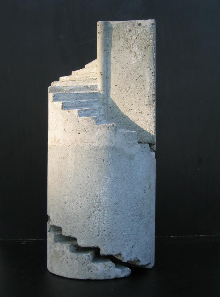 durchgängige Treppe 2