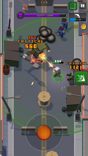 Legend of Gunner screenshot 10