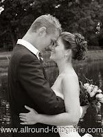 Bruidsreportage (Trouwfotograaf) - Foto van bruidspaar - 016
