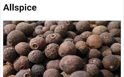 Pimenta officinalis