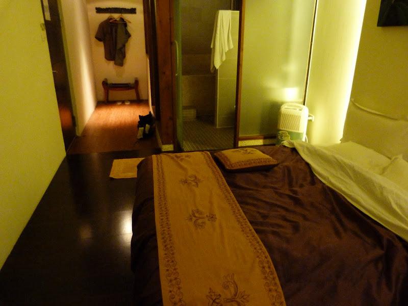 En semaine, hôtel à Baolai,au même prix qu ' un hotel mamahuhu ailleurs...