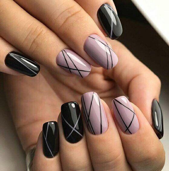 Latest Fashion Nails For This Season 2018 7