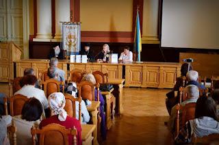 2015 05 11 Презентація книг архиєп. Ігоря у Львові