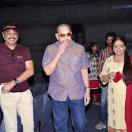 Super Star Krishna Watching Garam Movie Press Meet