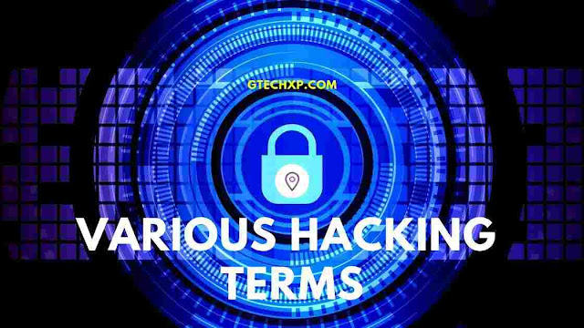 hacking terms