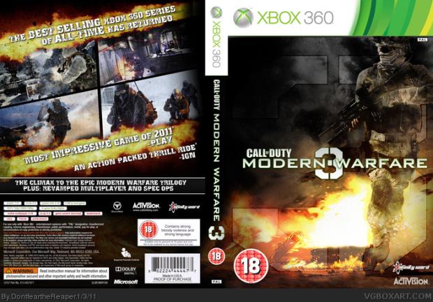 Call of Duty Modern Warfare 3 Buy Online