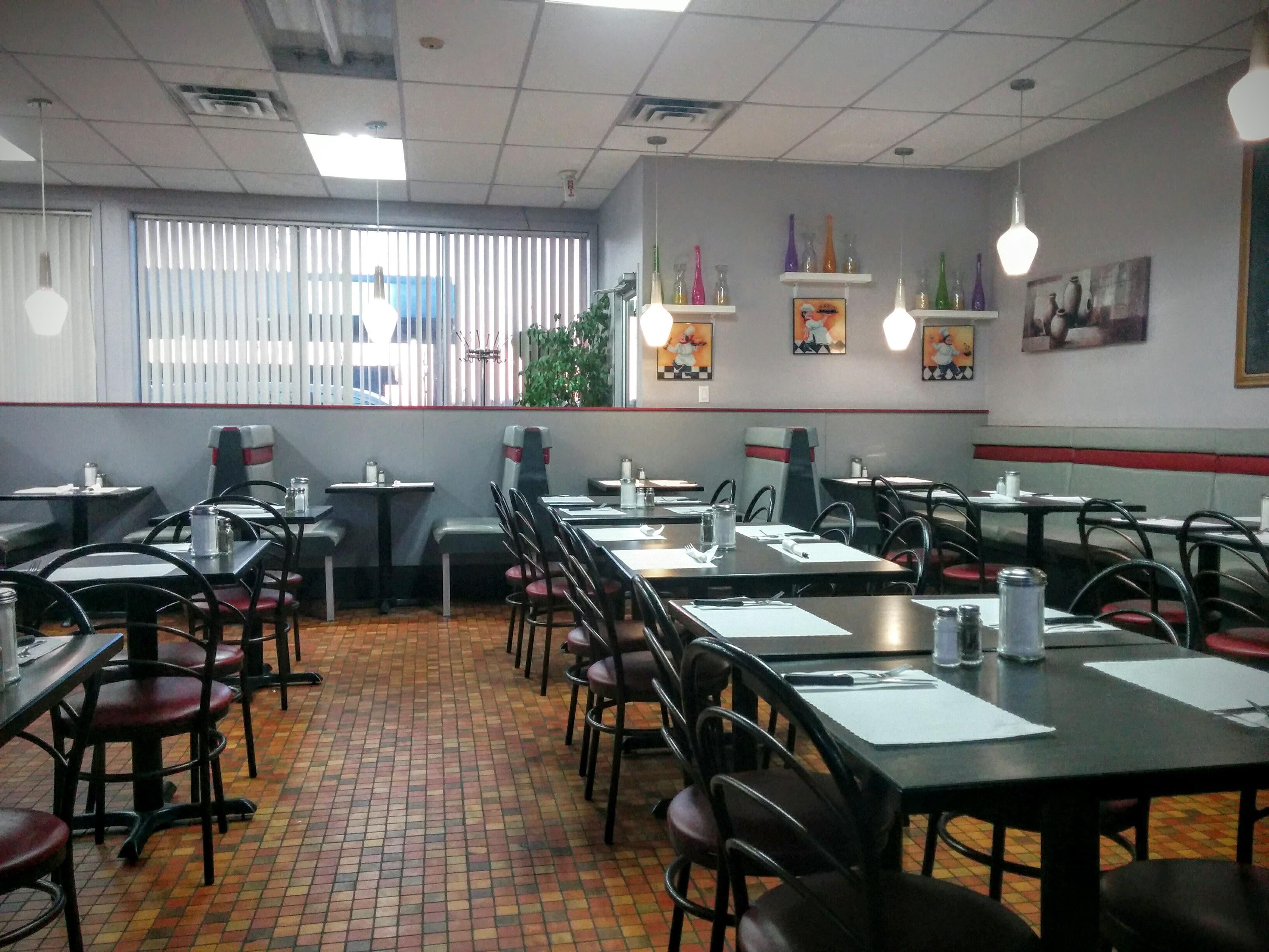 restaurant relais 117 contrecoeur sorel salade pizza