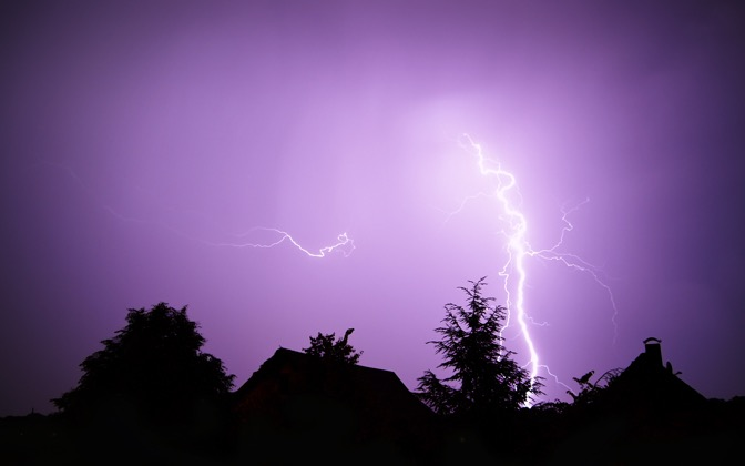 The Lightning by Atero1