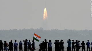 India sets world record by launching 100 satellites aboard a single rocket