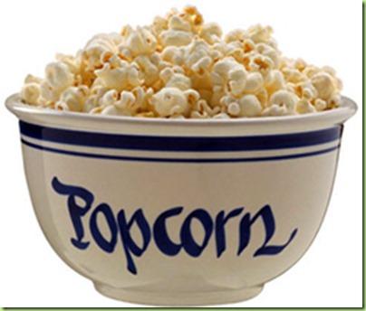 Popcorn Worst Food To Eat