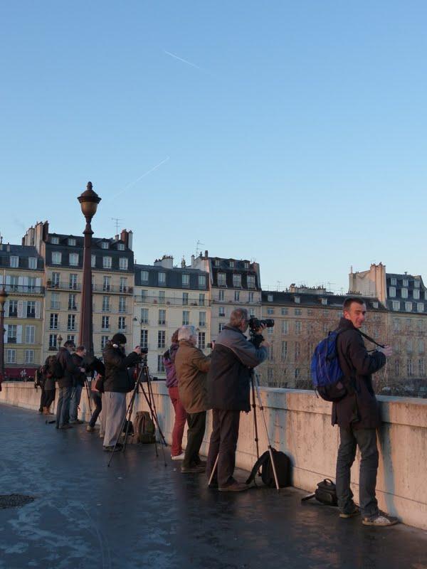 LES PHOTOS: lever de soleil sur la Seine P1080716