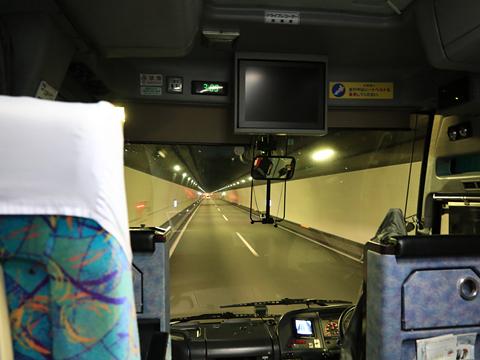 西鉄高速バス「桜島号」 9134 車窓 その9