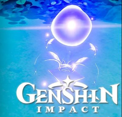 genshin impact star shaped gem