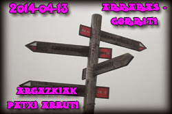 Patxi Arruti-Arraras Gorriti
