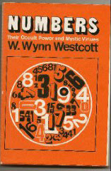 Cover of William Wynn Westcott's Book Numbers Their Occult Power and Mystic Virtues