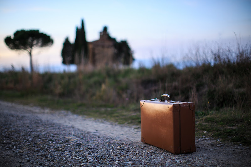 Io sono una valigia... di Tindara