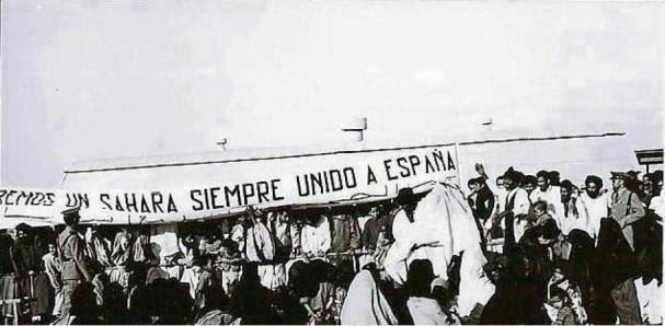 Un día como hoy de 1976, España se retira definitivamente del Sáhara Occidental, cediendo el territorio a Marruecos y Mauritania.