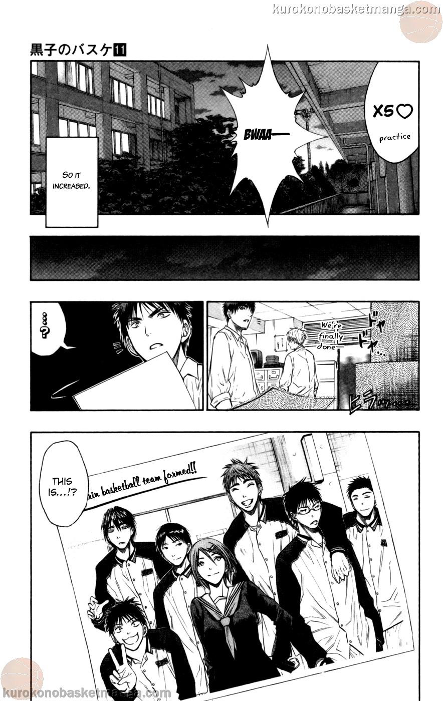 Kuroko no Basket Manga Chapter 94 - Image 19