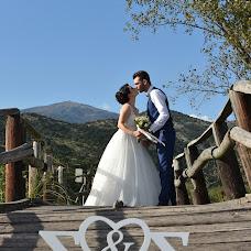 Wedding photographer Trifon Kitsos (fonphotography). Photo of 25.11.2016