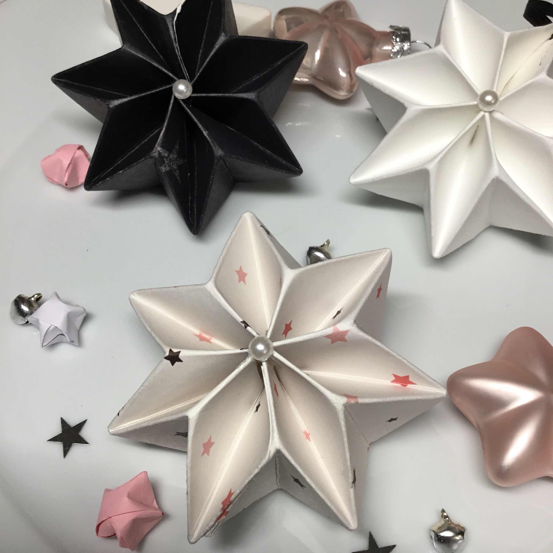Tardisblau Plissee Sterne