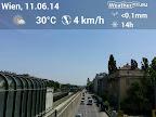 Hitze in der Stadt! #Wien #Hitzewelle