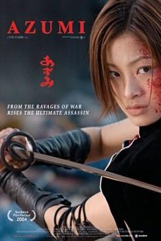 Azumi - Nữ kiếm sĩ xinh đẹp