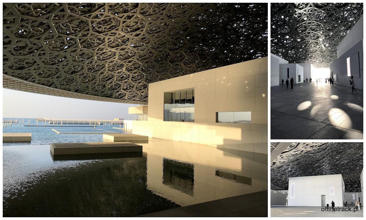 Muzeum Louvre w Abu Dhabi, Zjednoczone Emiraty Arabskie