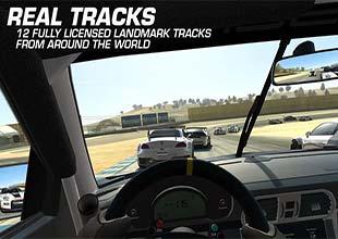 لعبة السيارات الحقيقية Real Racing 3