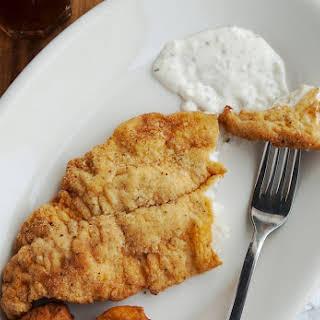 Pan Fried Catfish.