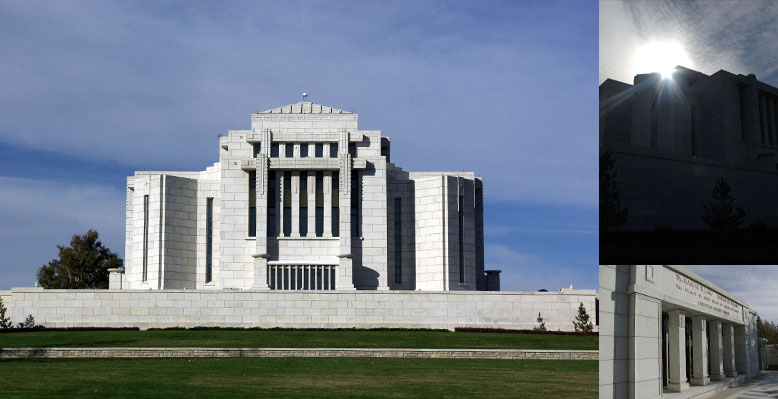 Cardston Alberta Temple, October 12, 2012, 4:00PM