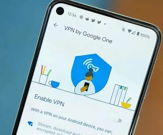 طريقة استخدام خدمة Google One VPN على هاتف Android